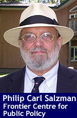 Philip Carl Salzman on feminism and its anti-male sexism