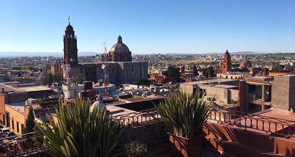 San Miguel de Allende losing its lustre