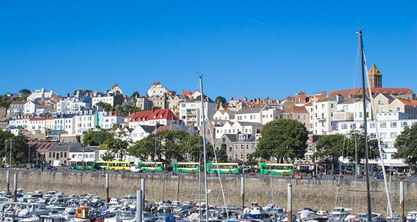 Guernsey is a hot spot for Second World War buffs