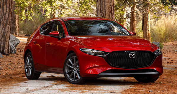 Mazda3 Sport for 2019 is buttery smooth
