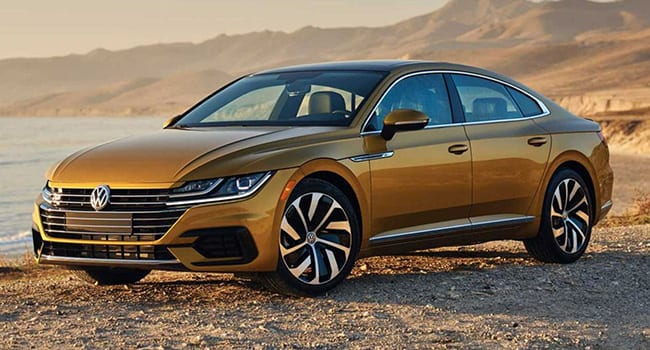 VW Arteon has all you need but not much more