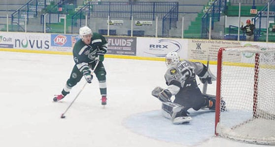 Klippers finish second to earn bye to league semifinals