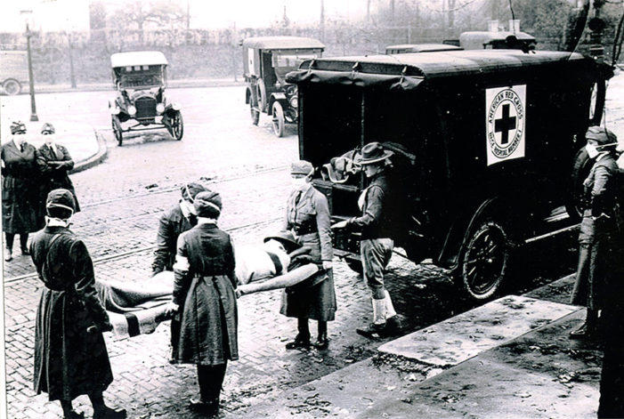 What Was the Rural Response to the 1918 Pandemic?