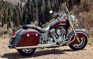 Indian Springfield motorcycle