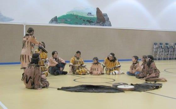 shore alaska explore traditional dance