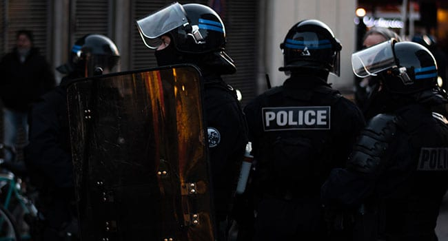 Why today's police are failing 'to serve and protect'
