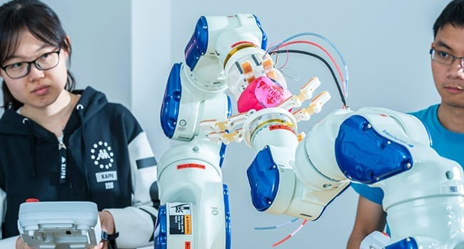 How robots could help injured workers recover