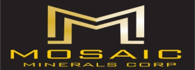 Mosaic Minerals Announces Board and Management Changes