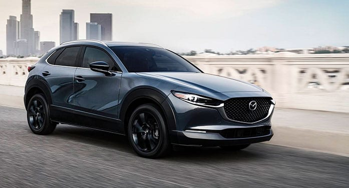 Mazda CX-30 Turbo has plenty of punch