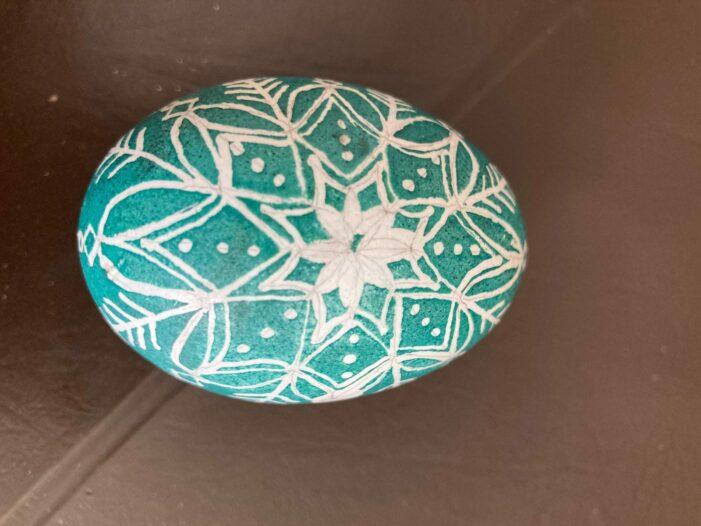 The Art of The Ukrainian Easter Egg