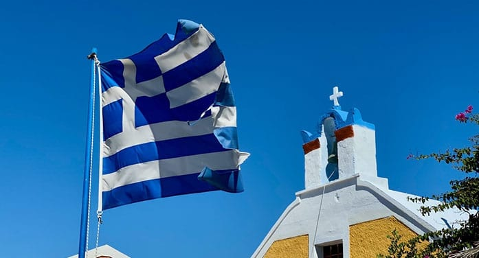 A worldwide celebration of two centuries of Greek independence