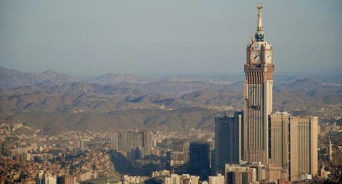 saudi arabia mecca