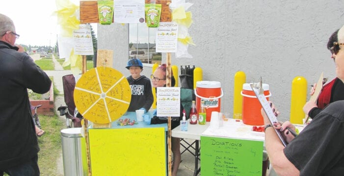 Lemonade Day Returning to Swan Hills