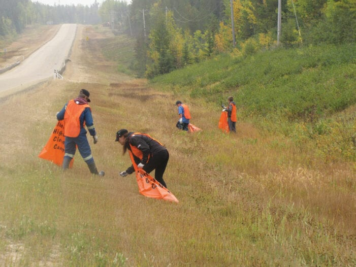 Highway Clean Up coming May 1
