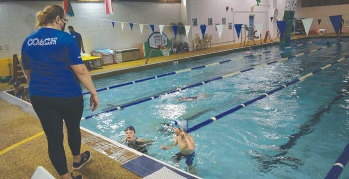 Whitecourt Blue Dolphin Swim Club Comes To Swan Hills