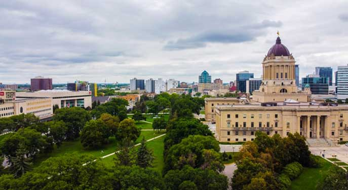 Manitoba politics are invasive and expensive
