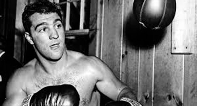 Rocky Marciano was formidable from his first fight to his last