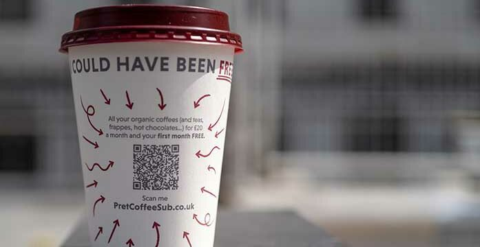 How the unassuming QR code is changing the food industry