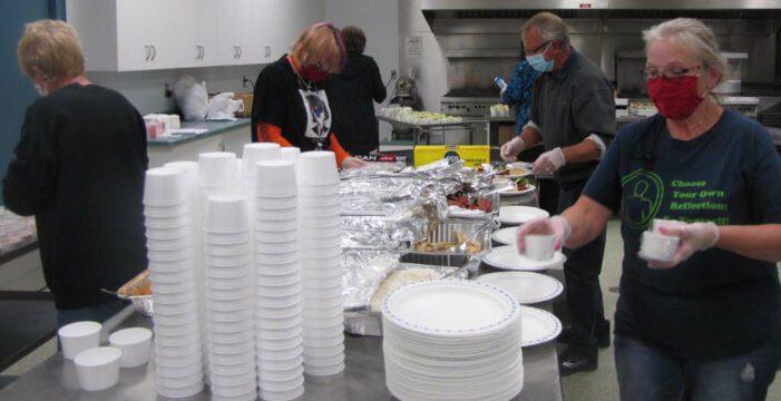 Taste of Swan Hills hands out 140 meals